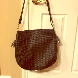 Stella & Dot Crossbody tote